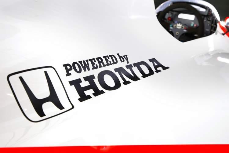 F1 powered by Honda