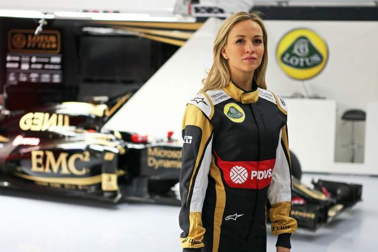 Jorda preparing for Lotus test debut   GRAND PRIX 247