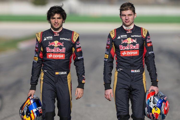 Max Verstappen Carlos Sainz