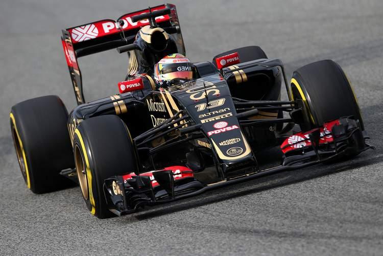 Pastor+Maldonado+F1+Testing+Barcelona+Day+3