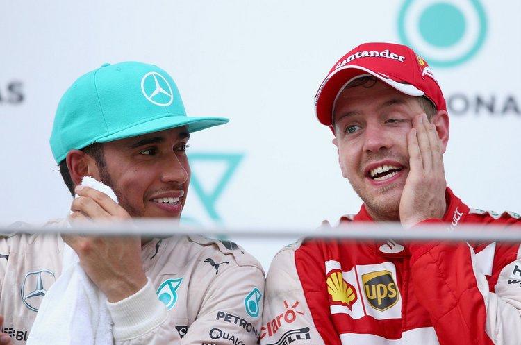 Vettel+Hamilton+F1+Grand+Prix+Malaysia