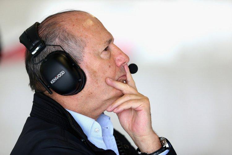 Ron+Dennis+Australian+F1+Grand+Prix+Qualifying