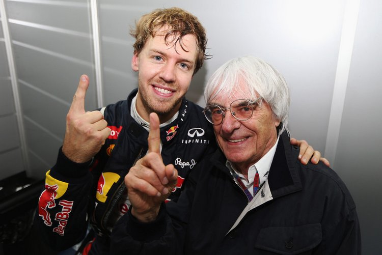 +Vettel+Bernie+Ecclestone