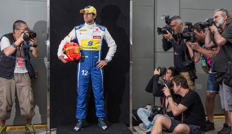 Felipe Nasr Melbourne Sauber