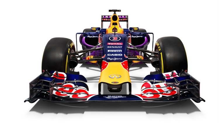 Red Bull RB11 race livery
