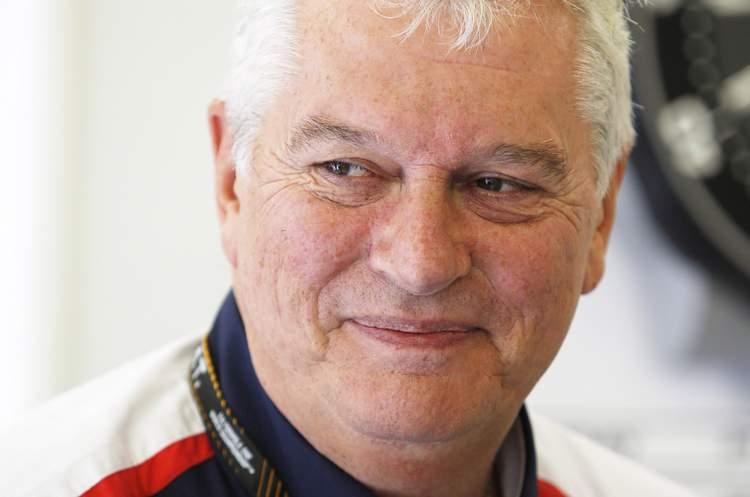 Pat Symonds, Technical Director, Williams