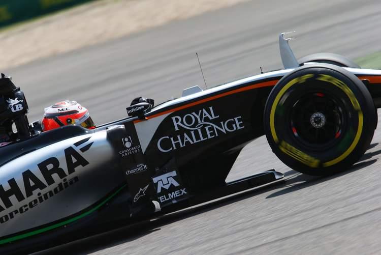 F1+Grand+Prix+China+Qualifying+Hulkenberg