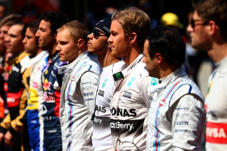 Rosberg+Hamilton