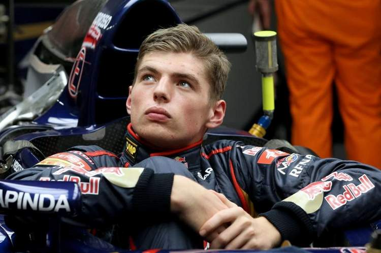How Old Was Max Born >> Max Verstappen is Belgian says his mother | GRAND PRIX 247