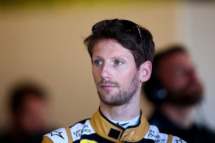 Romain+Grosjean+Australian+F1