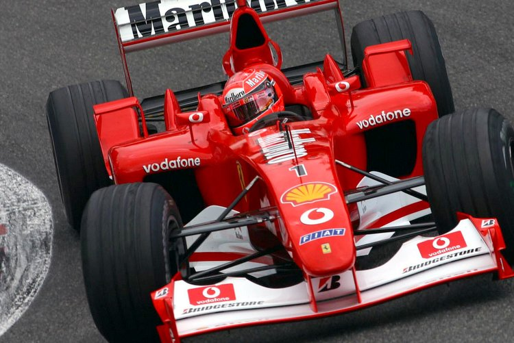 Schumacher Ferrari