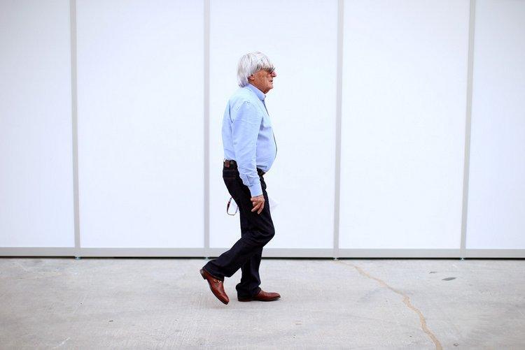Bernie+Ecclestone
