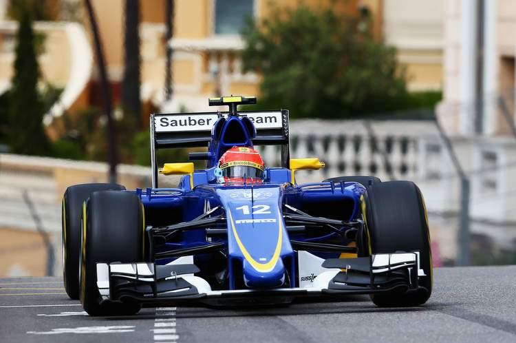 Felipe+Nasr+F1+Grand+Prix+Monaco+Practice