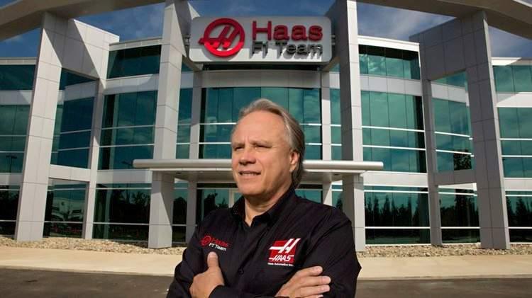 Haas1 F1 factory HQ