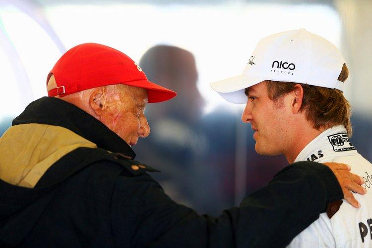 Nico+Rosberg+Niki+Lauda+F1