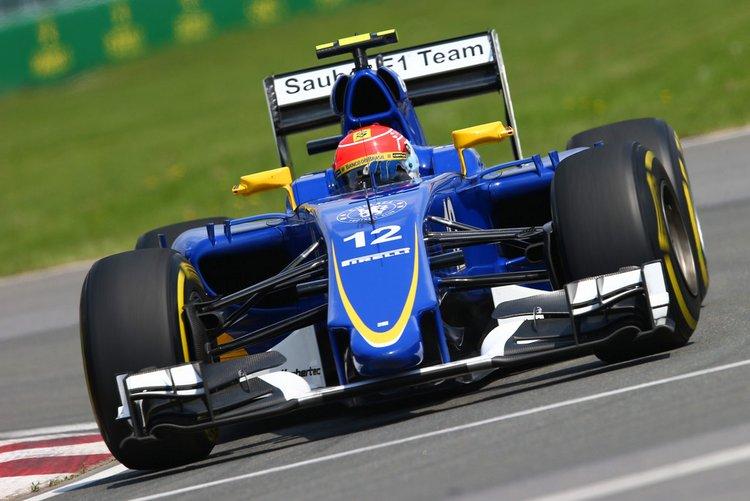 Canadian+F1+Grand+Prix+Practice+Nasr