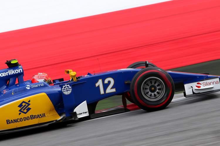 F1+Grand+Prix+Austria+Practice+Nasr