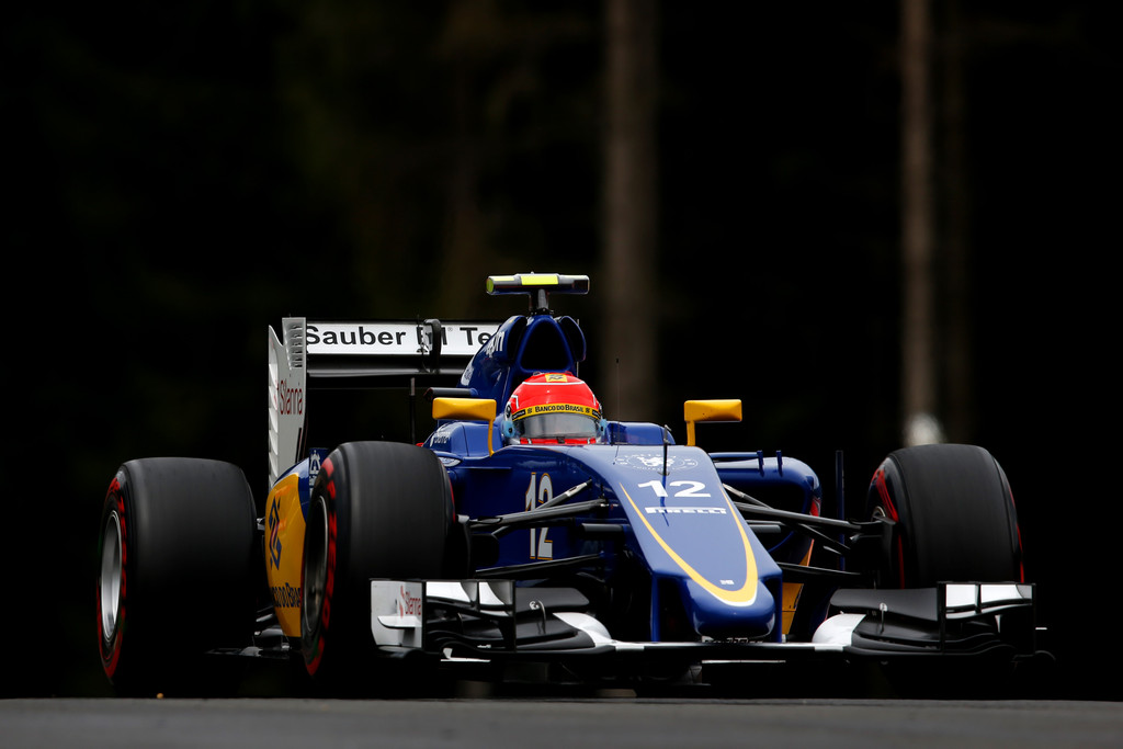 Felipe+Nasr+F1+Grand+Prix+Austria+Qualifying