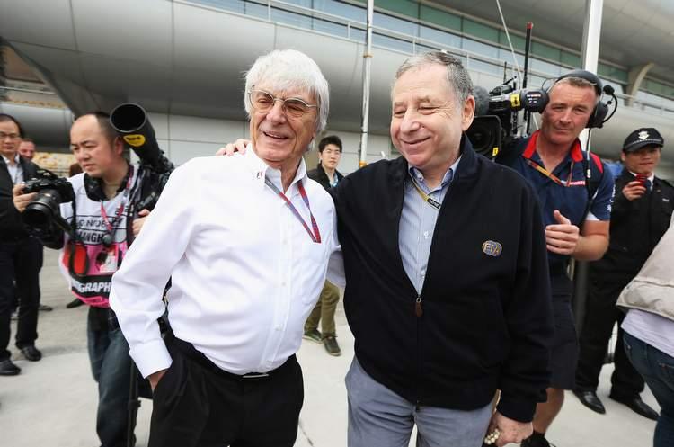 Jean+Todt+Bernie+Ecclestone+F1+Grand+Prix