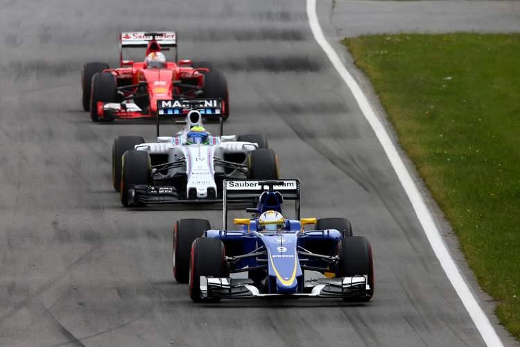 Marcus+Ericsson+Canadian+F1+Grand+Prix