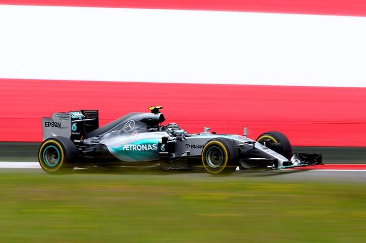 Nico+Rosberg+F1+Grand+Prix+Austria+Practice