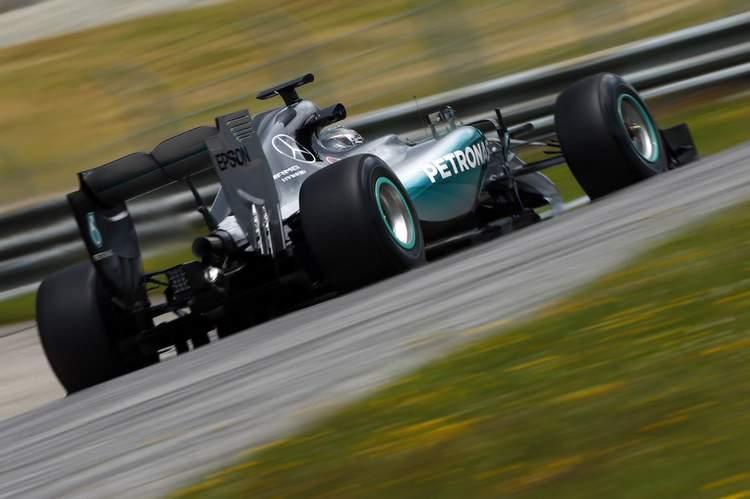 Nico+Rosberg+F1+Grand+Prix+Testing+Austria