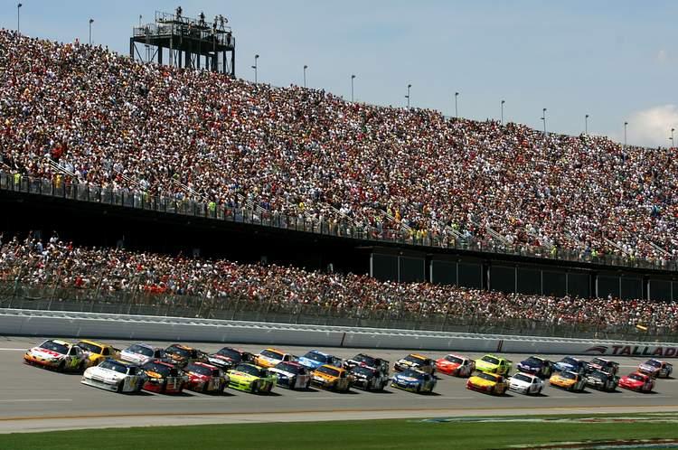 NASCAR at Talladega