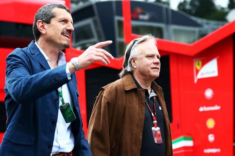 Steiner Haas Ferrari