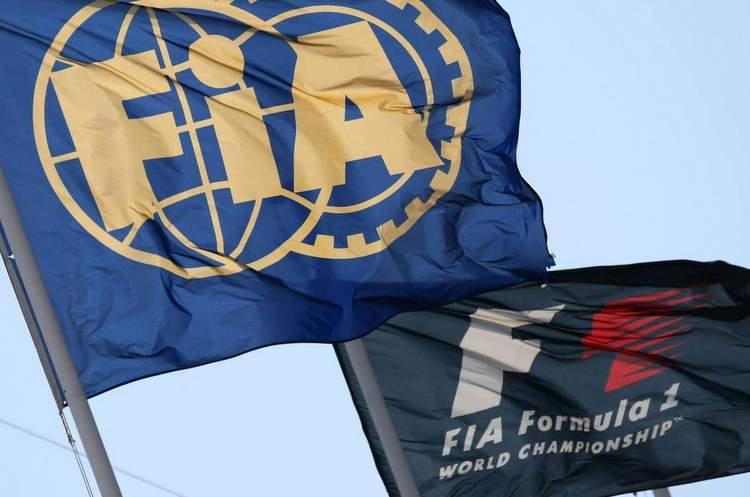 Resultado de imagen de FIA f1