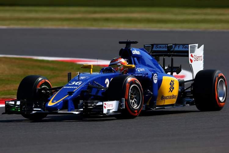 F1+Grand+Prix+Great+Britain+Practice+WN-Marciello