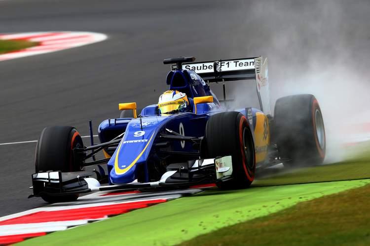F1+Grand+Prix+Great+Britain+Qualifying+Ericsson