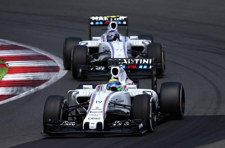 F1+Grand+Prix+of+Great+Britain+Massa+Bottas