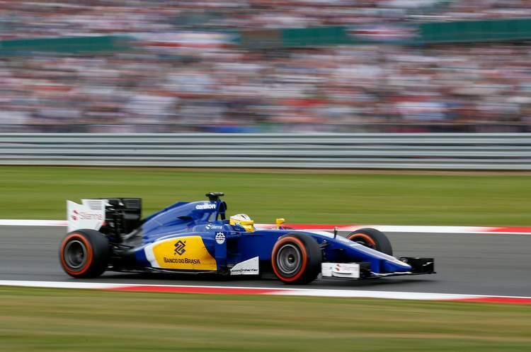 F1+Grand+Prix+of+Great+Britain+Ericsson