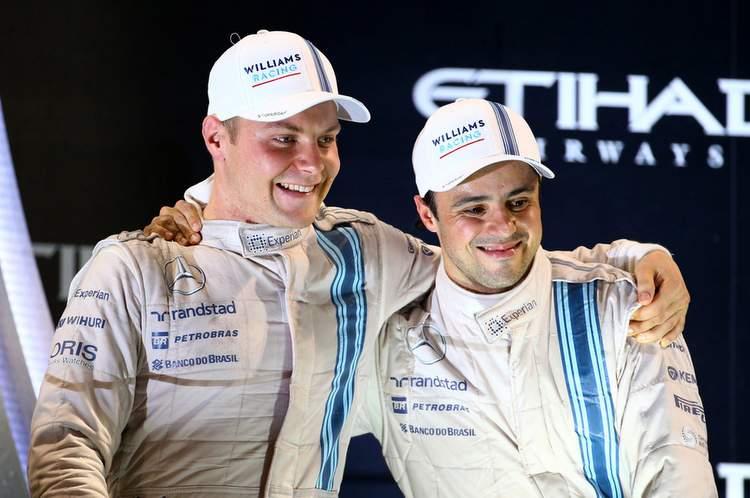 Felipe+Massa+Valtteri+Bottas+F1+Grand+Prix