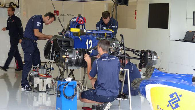 Sauber-GP-England-Silverstone