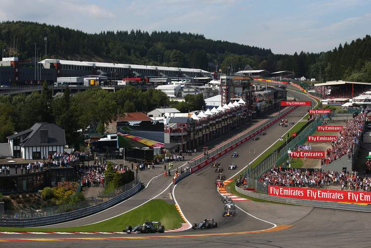 belgian grand prix all the stands are sold out grand. Black Bedroom Furniture Sets. Home Design Ideas