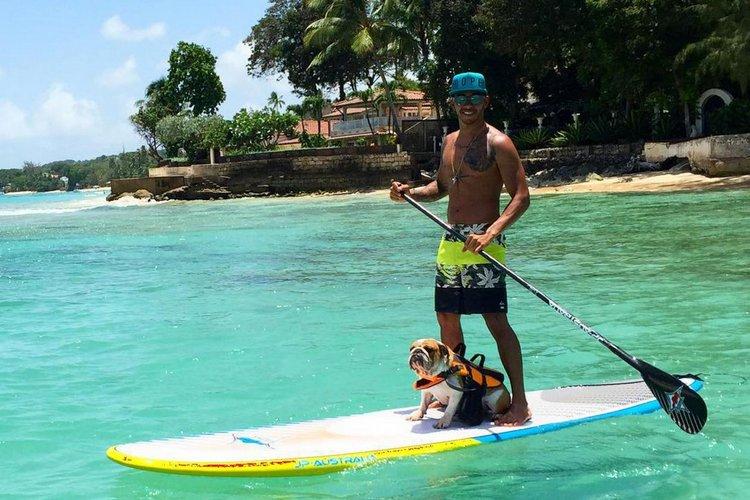 Hamilton paddle board Roscoe