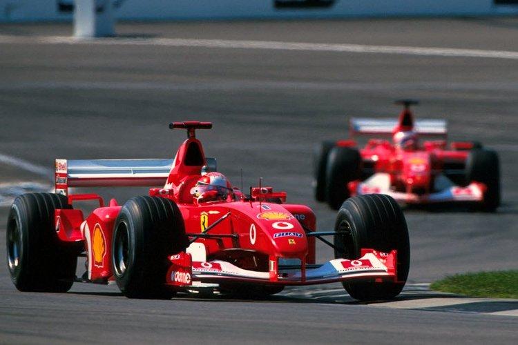 Schumacher Barrichello