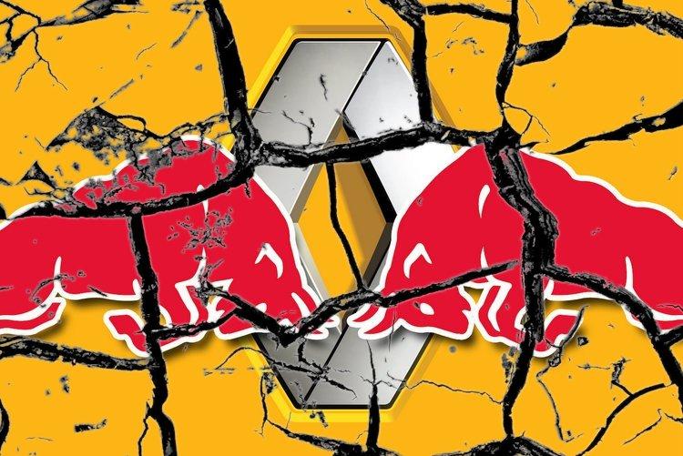 Renault Red Bull split