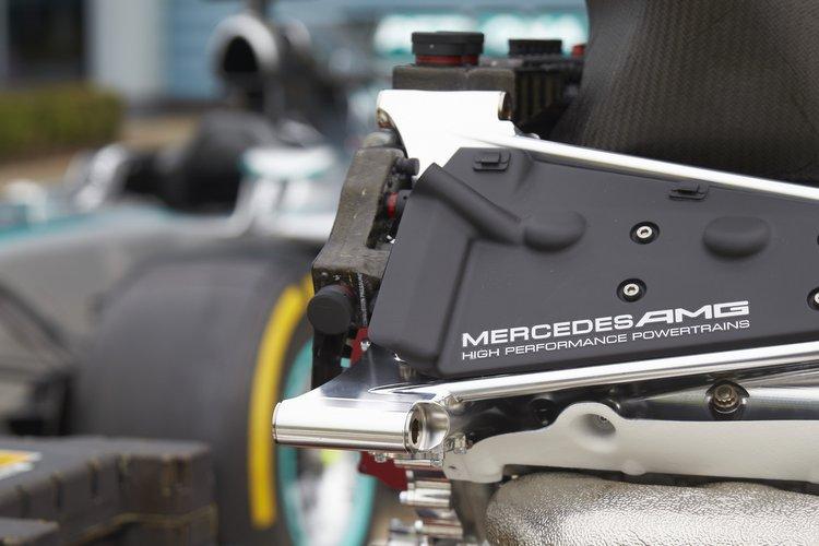 sne16315-Mercedes power unit