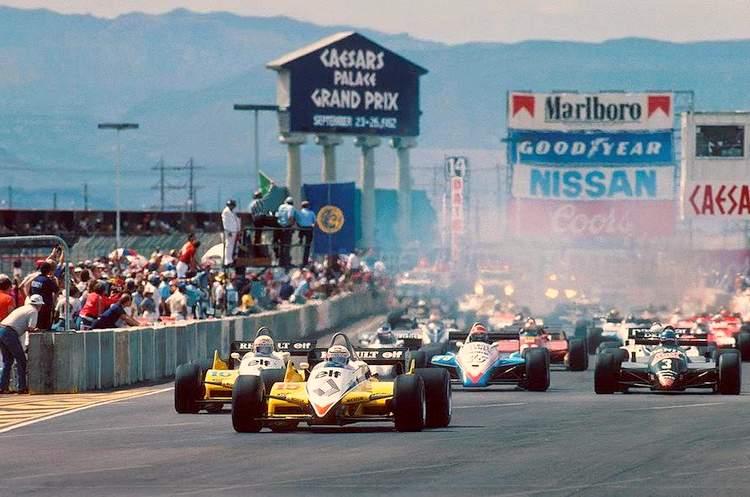 Las Vegas F1 return unlikely claims Tilke