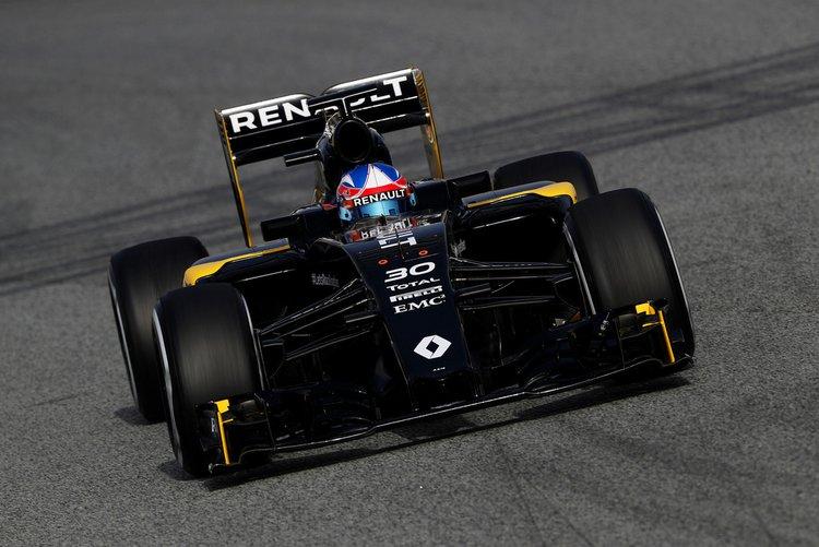 F1+Testing+Barcelona+Day+Two+Palmer-2