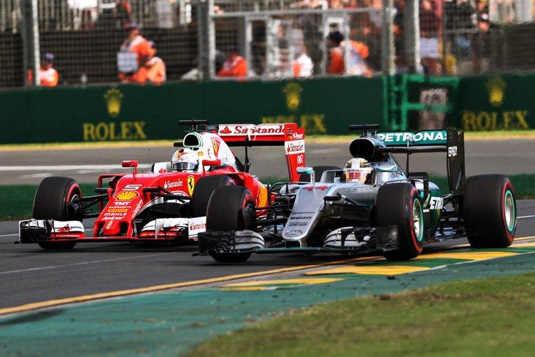 Australian+F1+Grand+Prix+Vettel+Hamilton