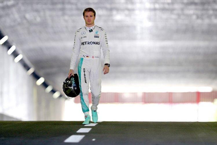 F1+Testing+Barcelona+Day+Two+Rosberg
