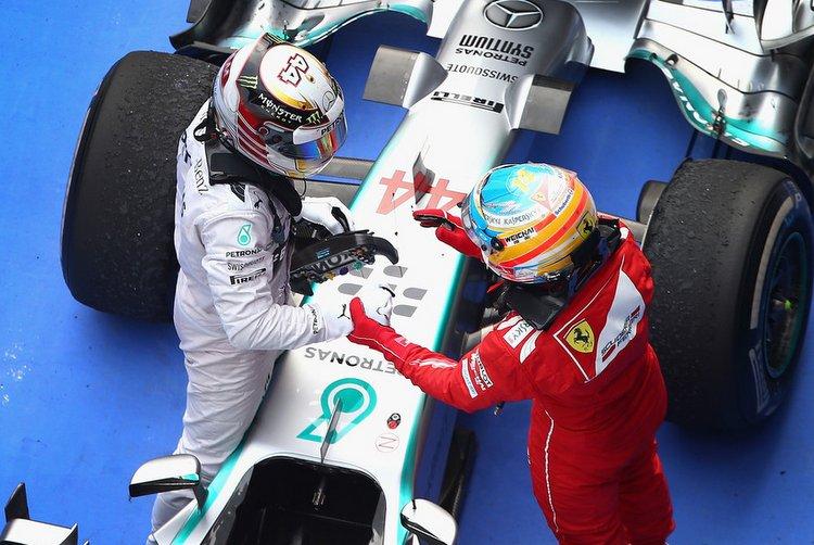 Fernando+Alonso+Lewis+Hamilton+F1