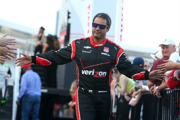 Juan+Pablo+Montoya+Verizon+IndyCar+Series
