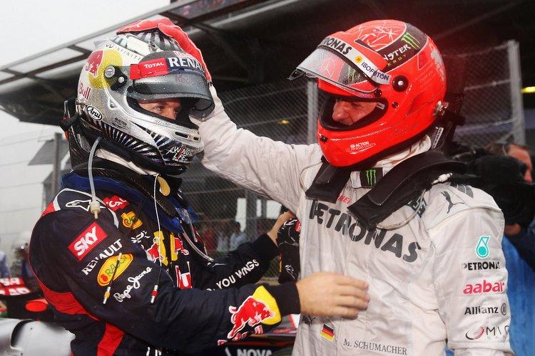 Michael+Schumacher+Sebastian+Vettel+F1+Grand+4FetXail5s0x