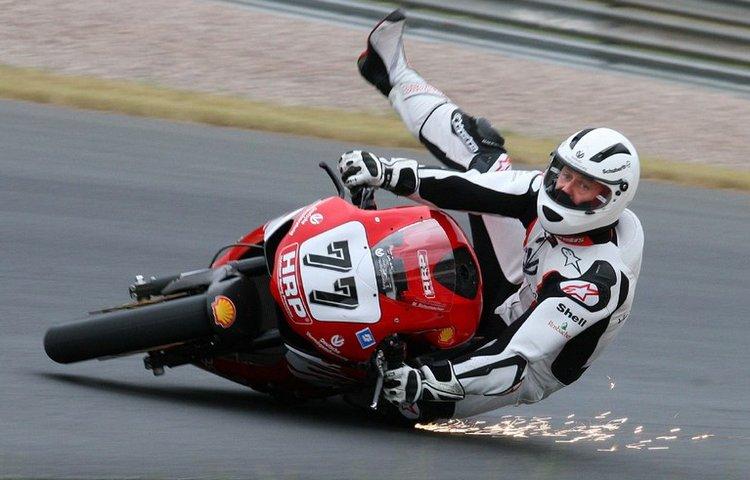 schumacher superbike crash sachsenring