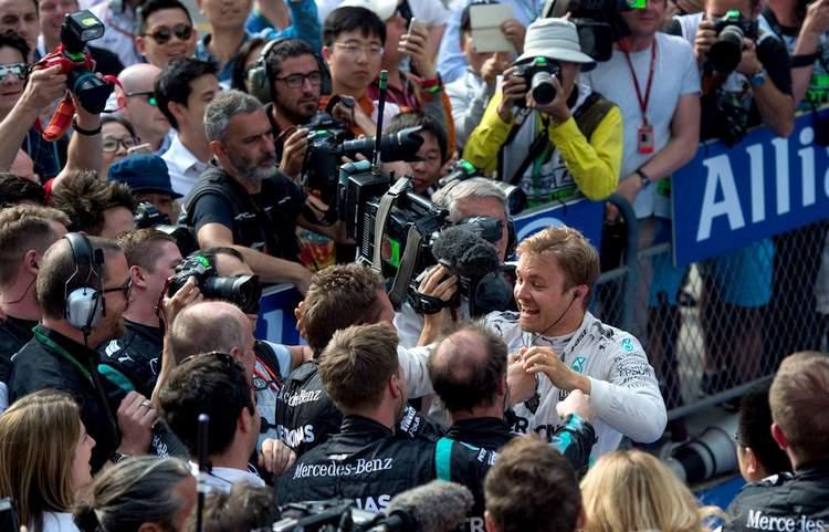 F1+Grand+Prix+of+China+Rosberg