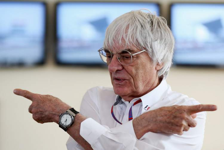 Ecclestone: We should have two championships in Formula 1